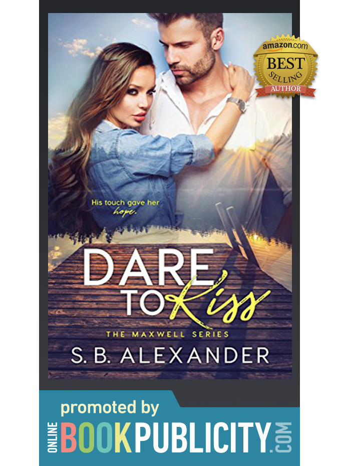 Dare to Kiss is promoted by Online Book Publicity