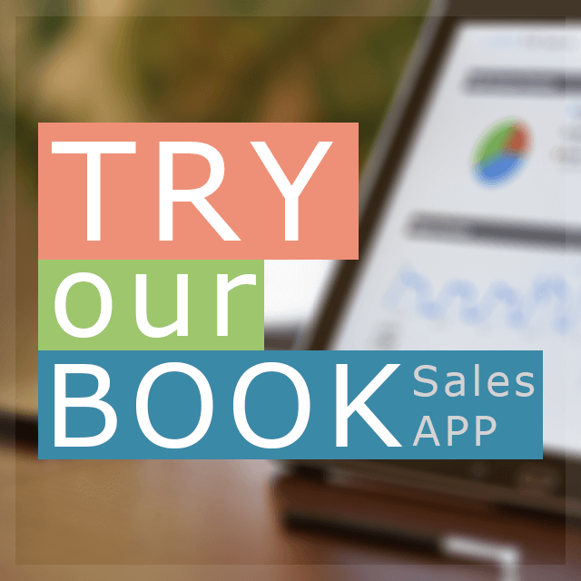 Try our Free Amazon book sales app